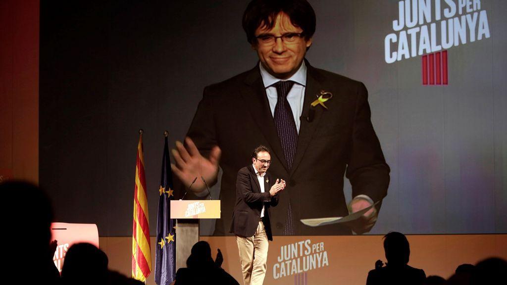"""Puigdemont: """"La tercera vía es una pura fantasía. El Estado no quiere ser reformado"""""""