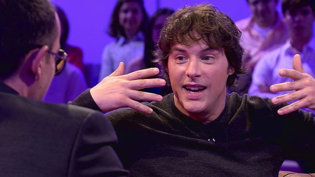 """¿Cocinero o """"delincuente""""? Jordi Cruz confiesa sus travesuras adolescentes"""