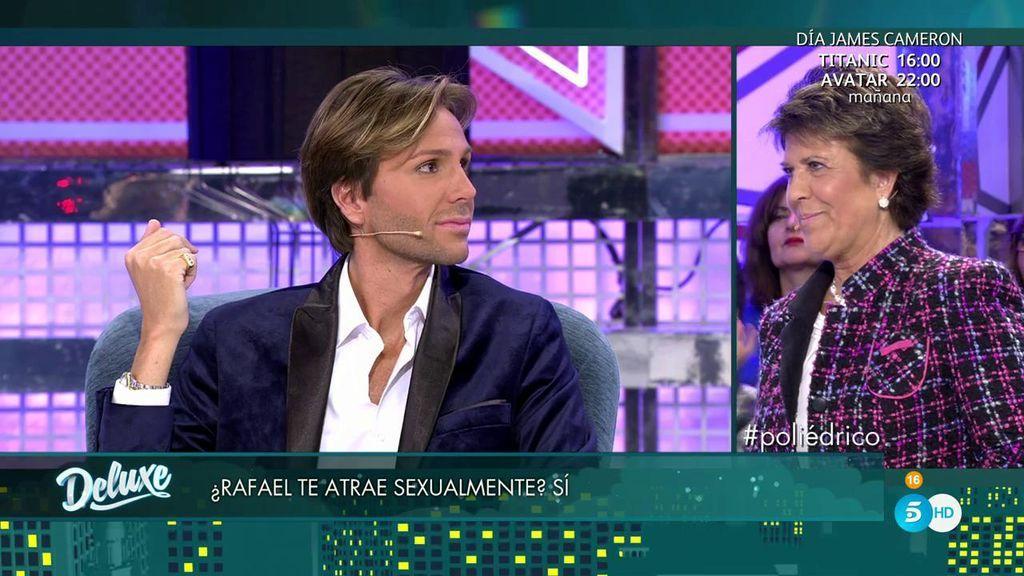 La pregunta que más puede doler a Rafael: ¿atrae sexualmente el multimillonario a Erik?