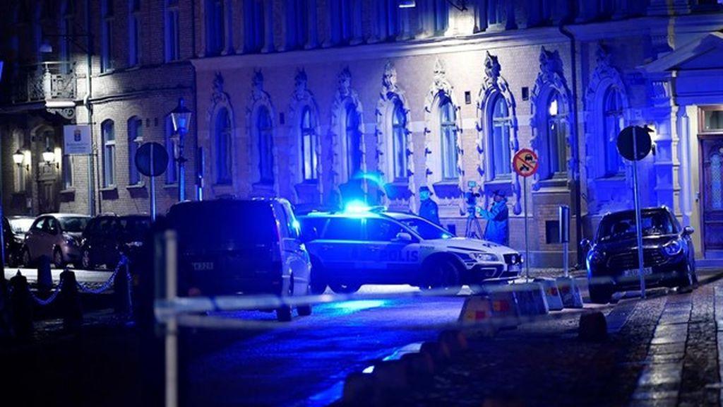 Tres detenidos en Suecia tras intentar prender fuego a una sinagoga