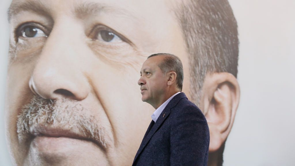"""Erdogan promete que no dejará Jerusalén """"a merced"""" del """"estado terrorista"""" israelí"""