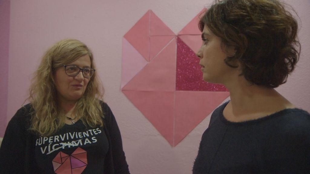 Carmen Porter, Samanta Villar y Juanito Oiarzábal conversan sobre el miedo en 'Samanta y...'.
