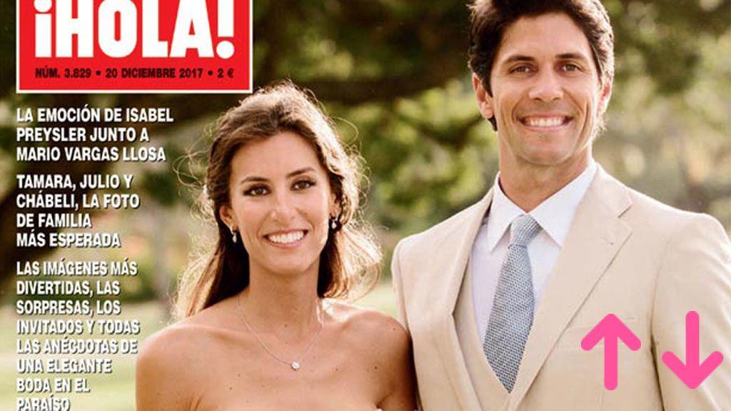 Aciertos y errores de la boda de Ana Boyer y Fernando Verdasco