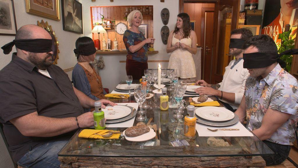 Imágenes de las semana 13 de 'Ven a cenar conmigo'.