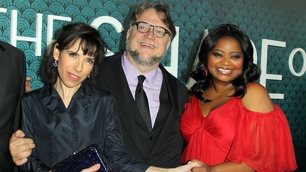 La última cinta de Guillermo del Toro, la gran favorita para los Globos de Oro 2018