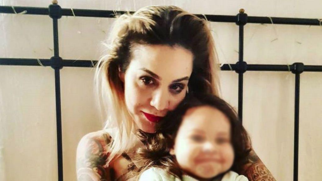 ¡Morimos de amor! Ariadna Cross canta una canción con su hija de 2 años