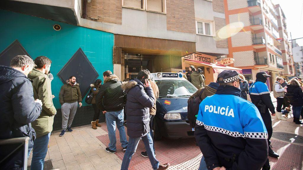 La investigación de la posible violación grupal a una menor en Aranda de Duero se centra en el piso de los detenidos