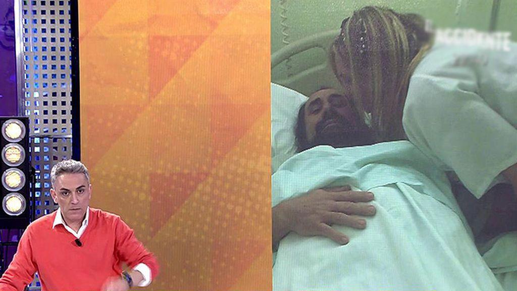 Juan Miguel, ingresado por una pancreatitis