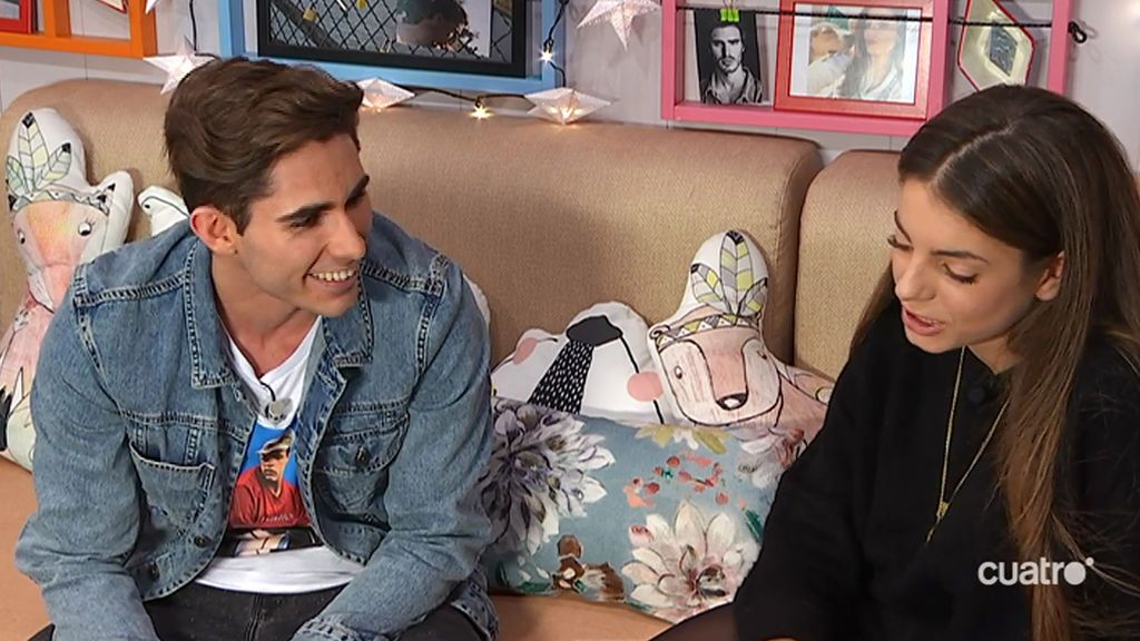 En exclusiva: ¡Shara y Jorge protagonizan en Singles XD la primera cita en directo!