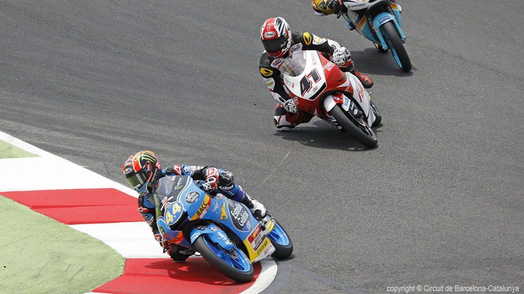 Vive a toda velocidad: gana un momento Moto GP