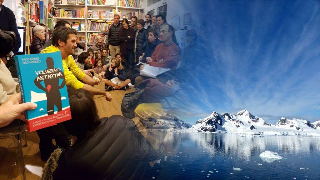 Hilo nos cuenta sobre su nuevo libro 'Volverás a la Antartida'