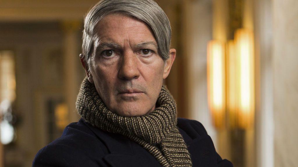 Antonio Banderas será Pablo Picasso en 'Genius'.