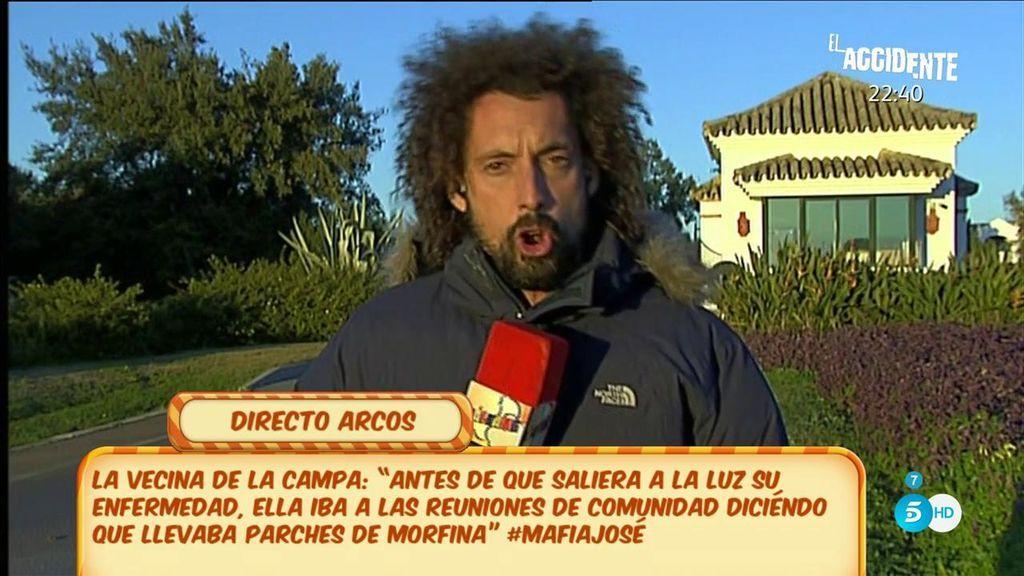 """José Antonio León, sobre Campanario y Jesulín: """"Los vecinos les llaman 'los torrentes"""""""