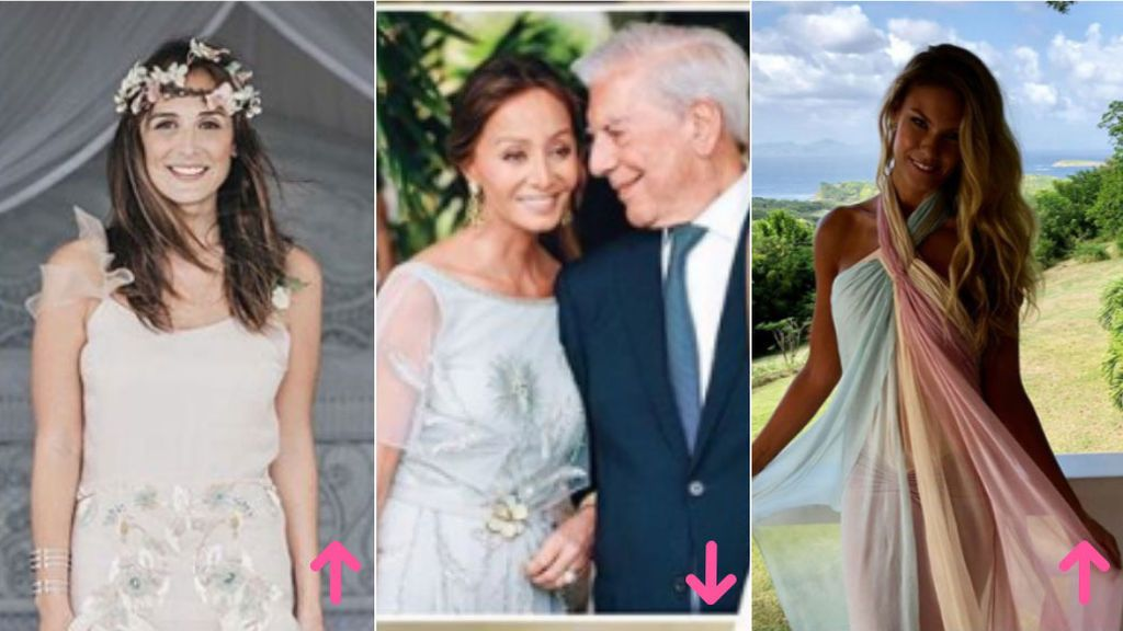 Aciertos y errores de los invitados a la boda de Boyer-Verdasco
