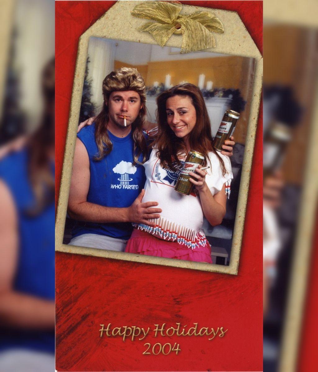 Llevan 14 años mandando Christmas hilarantes