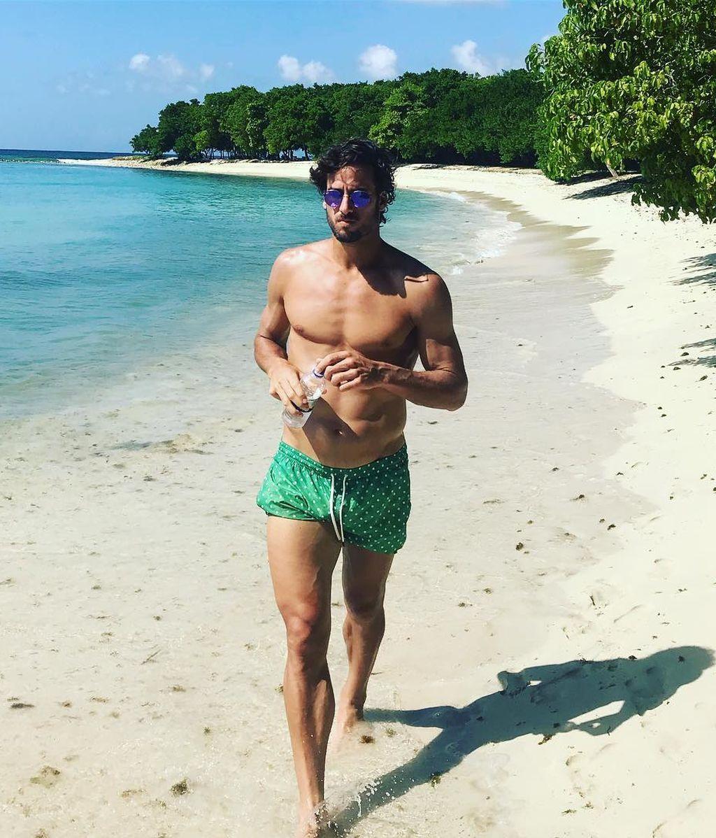 Footing en la playa paradisiaca y convite a orillas del mar. Los invitados nos cuentan como fue la boda de Fernando Verdasco y Ana Boyer