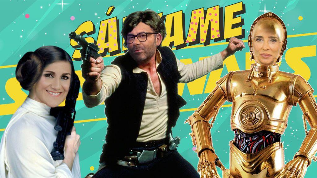 ¡'Sálvame Wars'! ¿Quién es quién de los personajes 'Star Wars' en el universo 'Sálvame'?