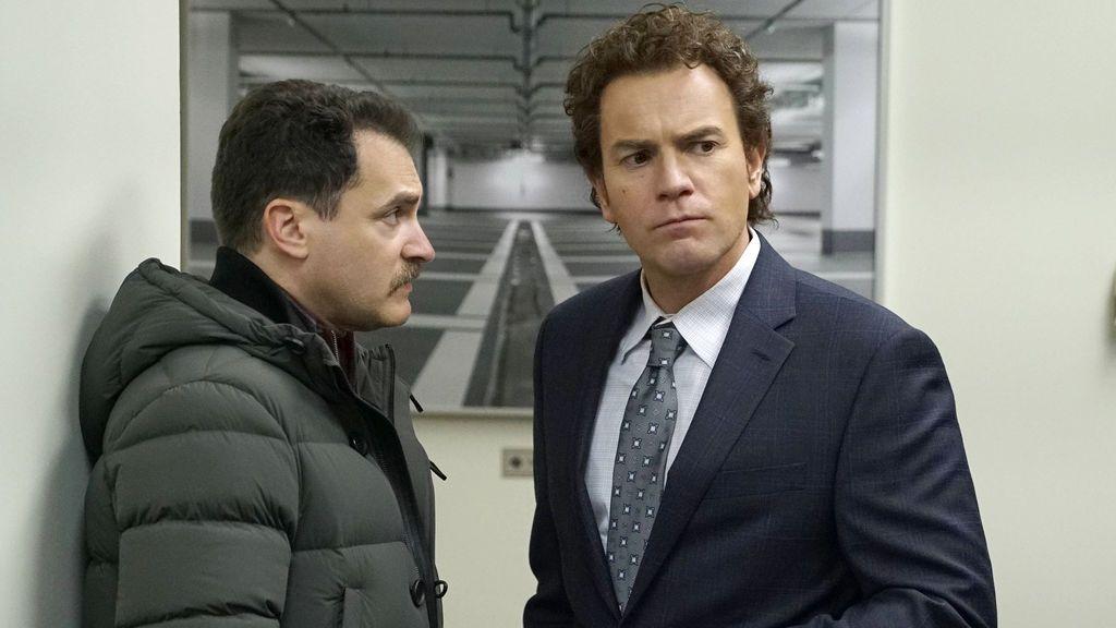 Ewan McGregor en la tercera temporada de 'Fargo'.