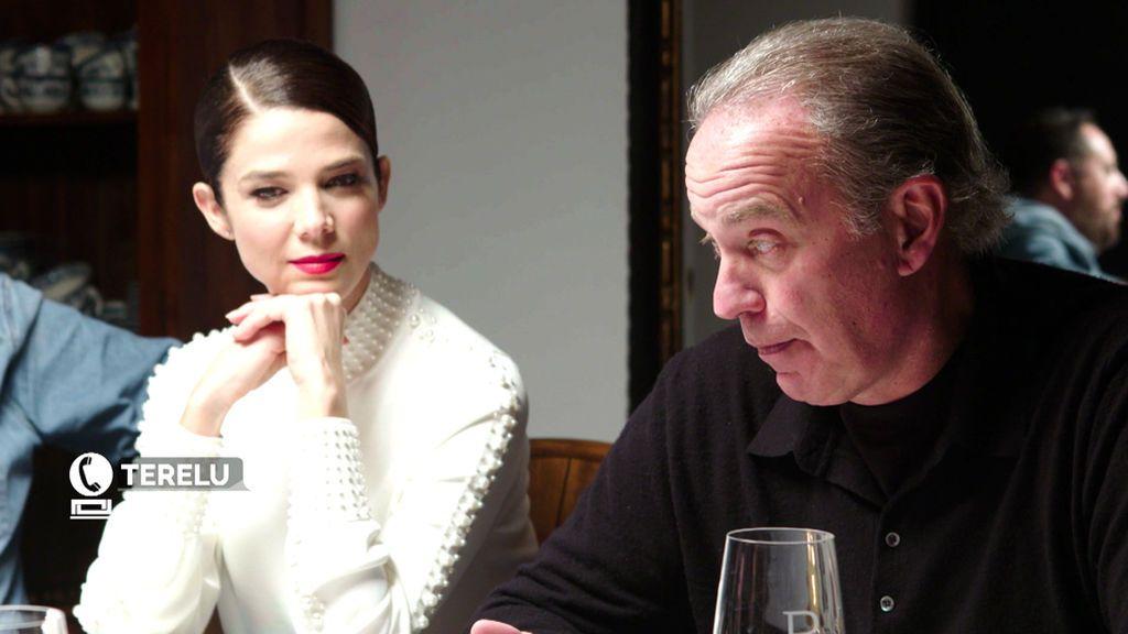 """El mensaje de Terelu a Bertín delante de Fabiola: """"¿Sabes que somos la pareja del año?"""""""