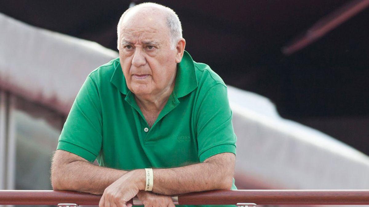 Amancio Ortega deja todos sus cargos en 53 filiales de Inditex
