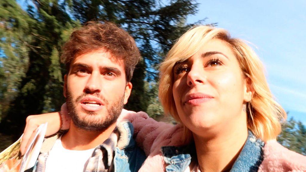 Bea y Rodri viven su finde más romántico entre árboles, sauna y spa: ¡Morimos de amor! (2/2)