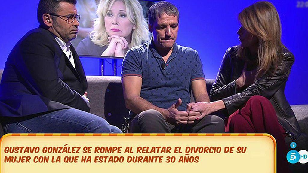 """Gustavo González: """"Quiero recuperar el cariño de la madre de mis hijos, está totalmente decepcionada"""""""