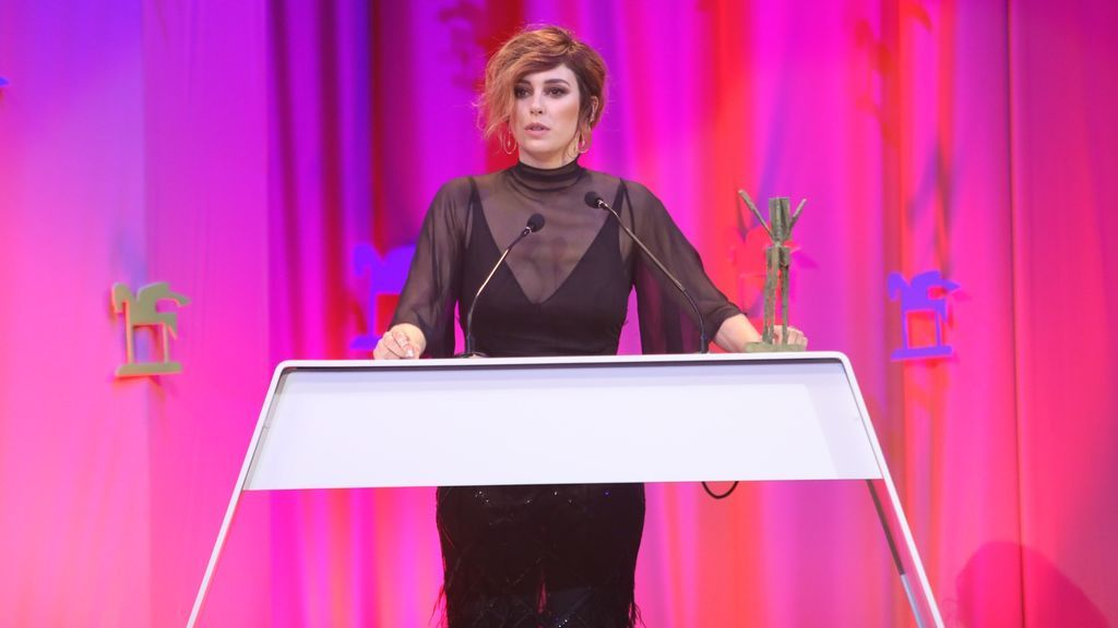 Blanca Suárez. Mejor intérprete femenina en ficción por 'Lo que escondían sus ojos' (Telecinco).
