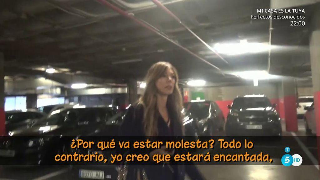 Primeras declaraciones de Eva Zaldívar tras la noticia del divorcio de Pepe Navarro