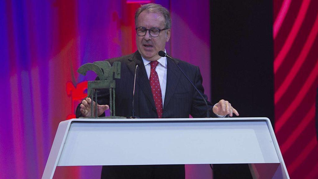 Josep Cuní. Mejor presentador de televisión.