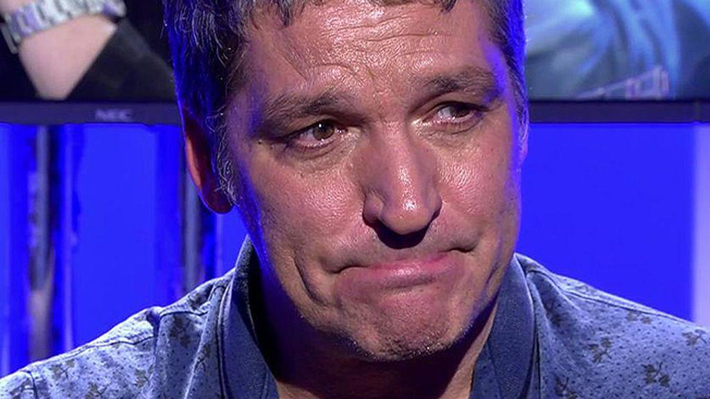 """Gustavo González: """"He sido sincero con mis hijos y me han reprochado muchas cosas"""""""
