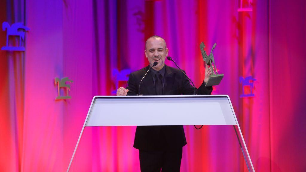 Javier Gutiérrez. Mejor intérprete masculino en ficción por 'Estoy vivo' (La 1).
