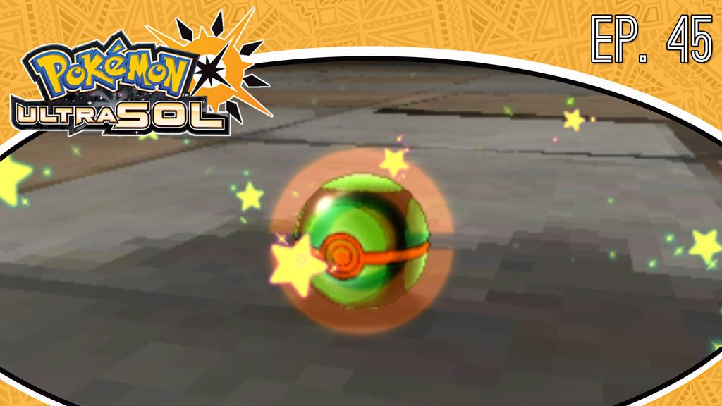 Pokémon Ultra Sol Ep.46 : mi último equipo Pokémon