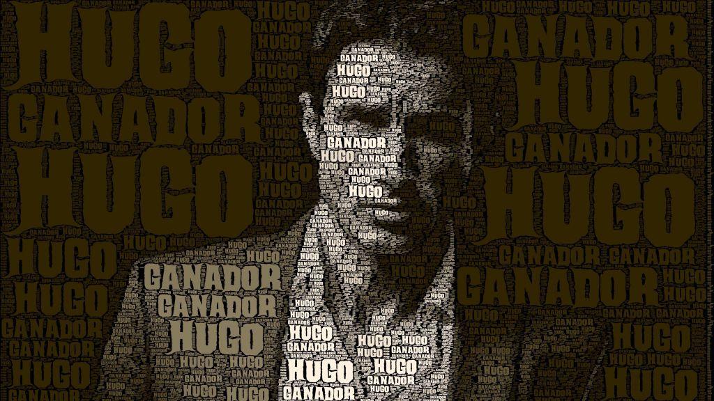 Hugo ganador