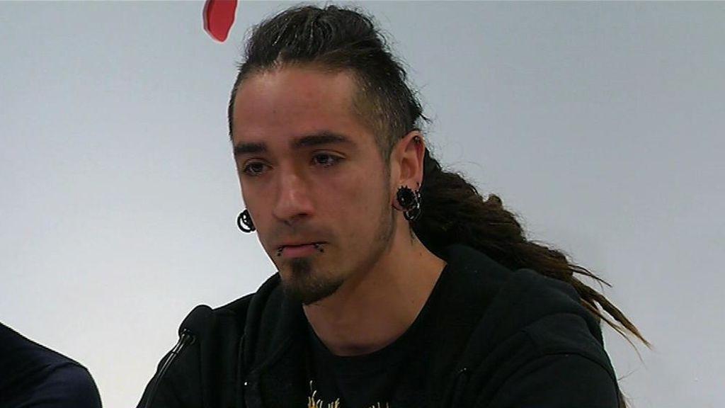 El detenido por matar a un hombre por llevar una bandera de España dejó tetraplejico a un policía en 2006