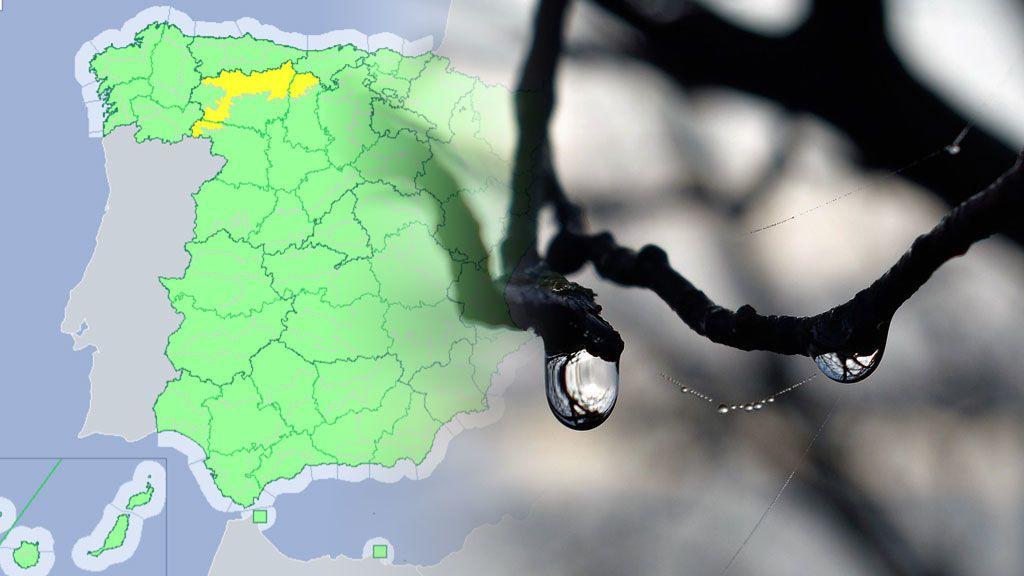 ¡Atención! Tres provincias en alerta amarilla por deshielo