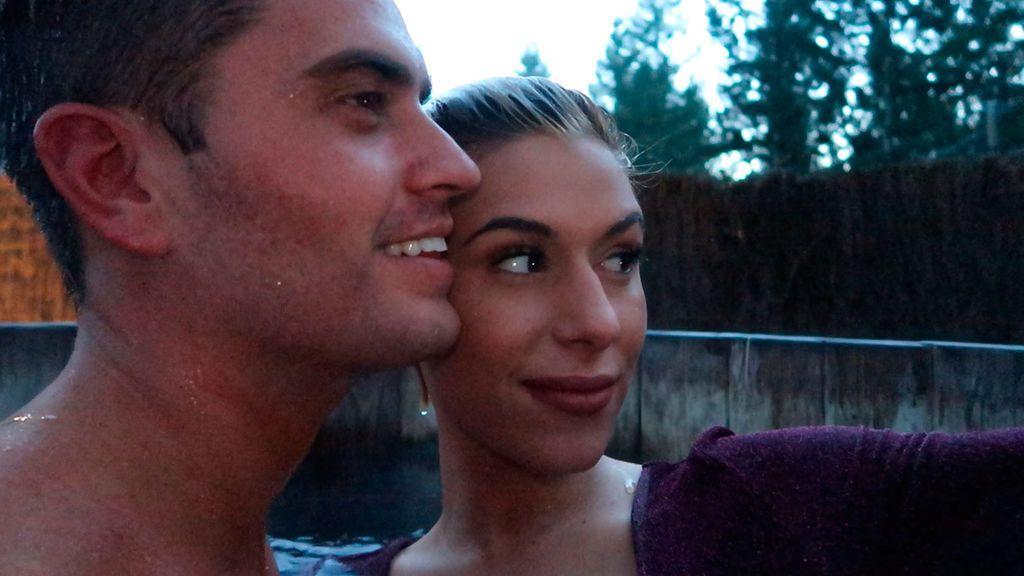 Bea y Rodri viven su finde más romántico entre árboles, sauna y spa: ¡Morimos de amor! (1/2)