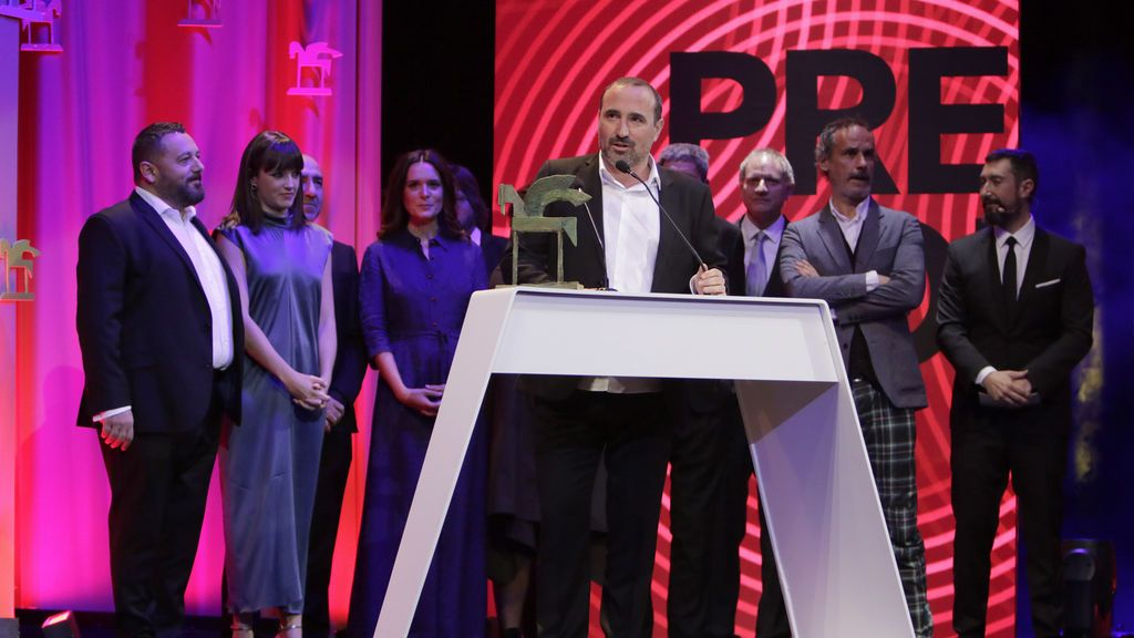 'Sé quién eres', premiada como mejor serie del año en los Ondas
