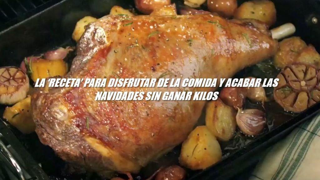 Sin Trucos La Receta Para Disfrutar De La Comida En Navidad Sin - Comida-para-navidad-recetas