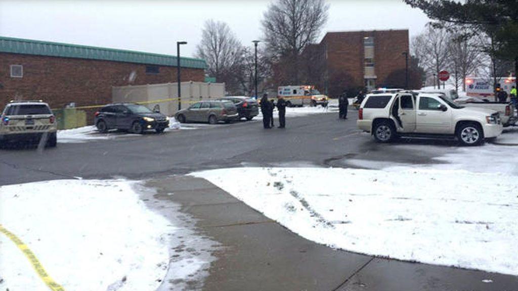 Un hombre mata  a tiros a su exmujer y después se suicida en  la universidad de Pensilvania