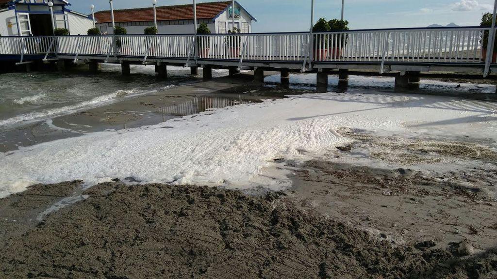 Acusan a exmiembros de la Confederación Hidrográfica del Segura del deterioro del Mar Menor