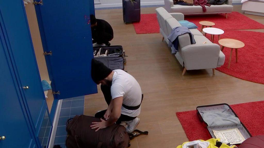 Jueves 14 de noviembre: Rubén le deja claro a Yang que no serán amigos fuera