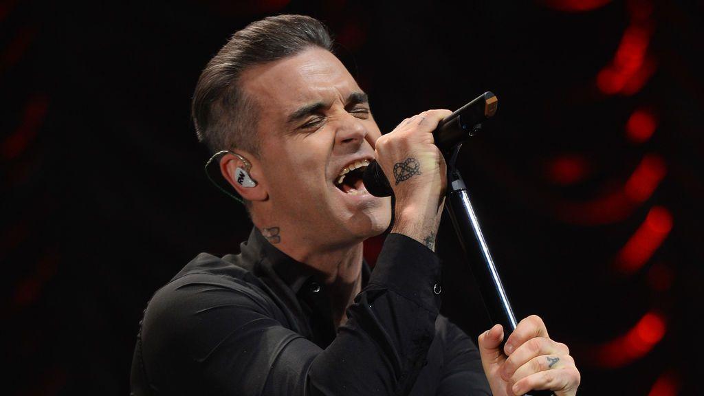 """Robbie Williams: """"Los médicos me han encontrado algunas anomalías en el cerebro"""""""