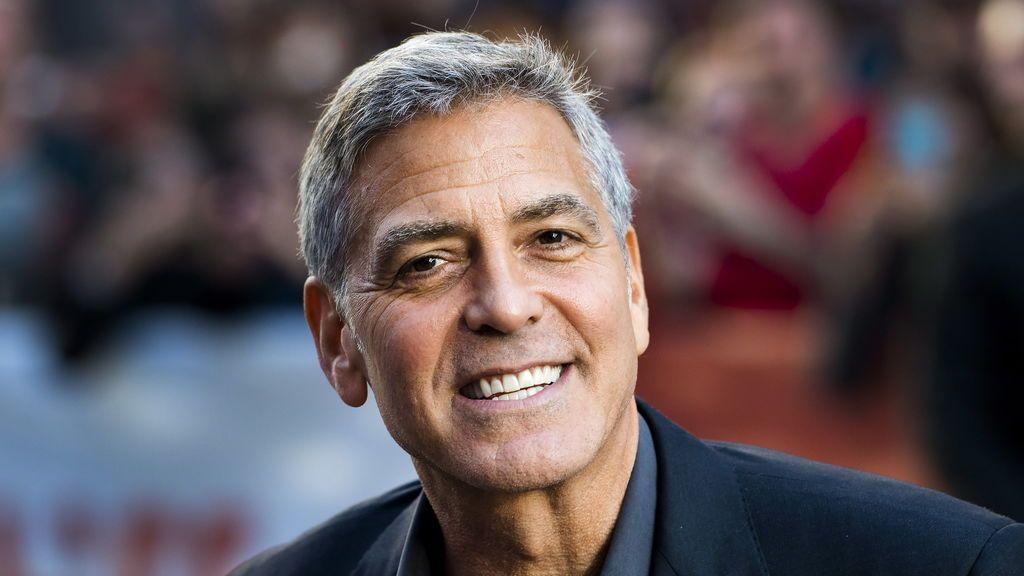 George Clooney regaló 1 millón de dólares a cada uno de sus amigos por Navidad