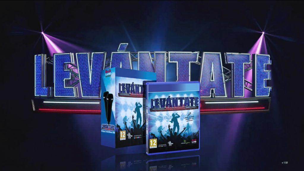 """¡Ya está a la venta el videojuego oficial de """"Levántate All Stars""""!"""