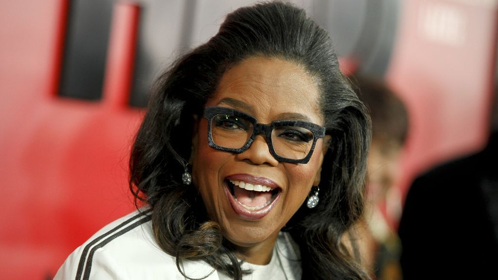 Oprah Winfrey, durante la presentación de la serie de HBO 'The immortal life of Henrietta Lacks'.