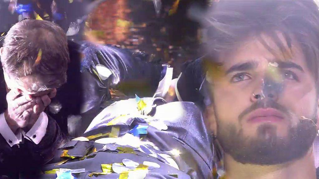 ¡Hugo se proclama vencedor de 'GH Revolution' ante la cara de incredulidad de Rubén!