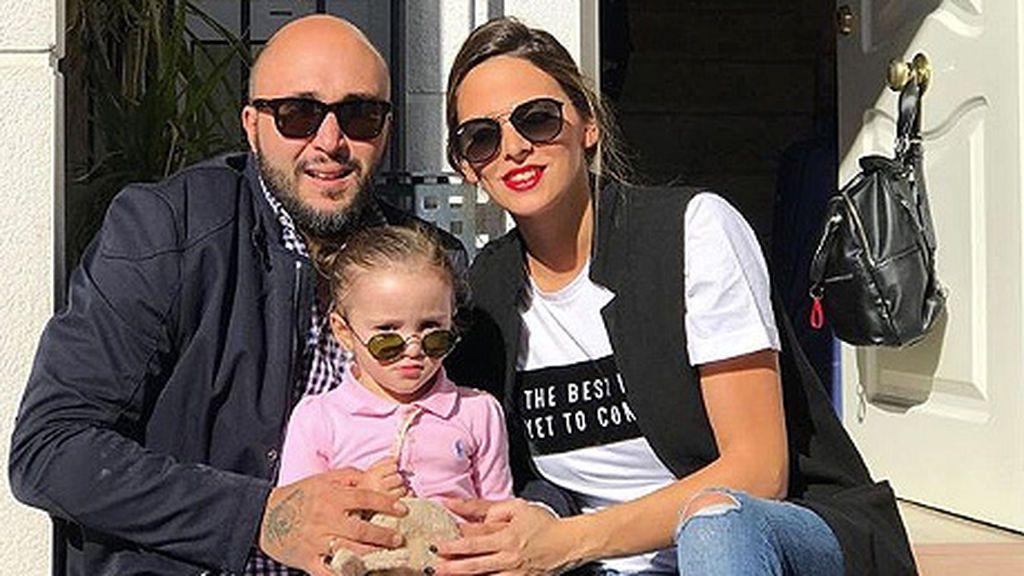 Las emotivas felicitaciones de los Rivera-Rosales en el segundo cumpleaños de la pequeña Ana