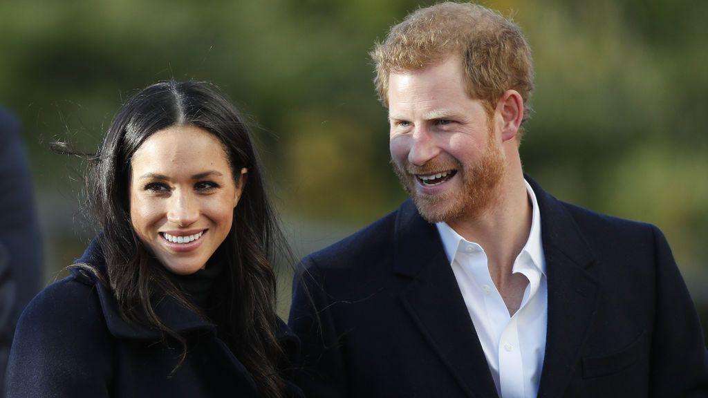 El Príncipe Harry y Meghan Markle se casarán el 19 de mayo de 2018