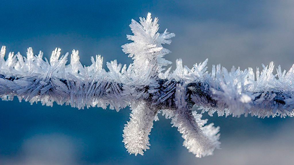 las formas del hielo