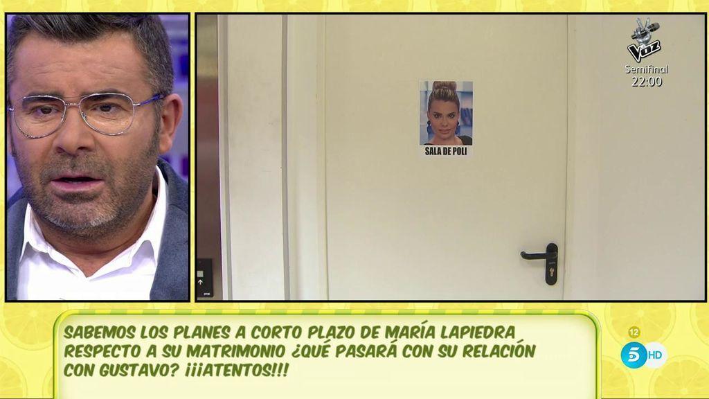 María Lapiedra se someterá al 'Polideluxe' este sábado